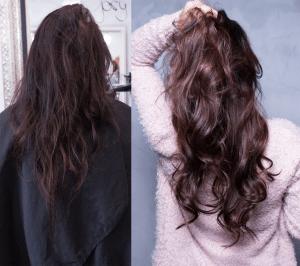 Künstliches Haar?!