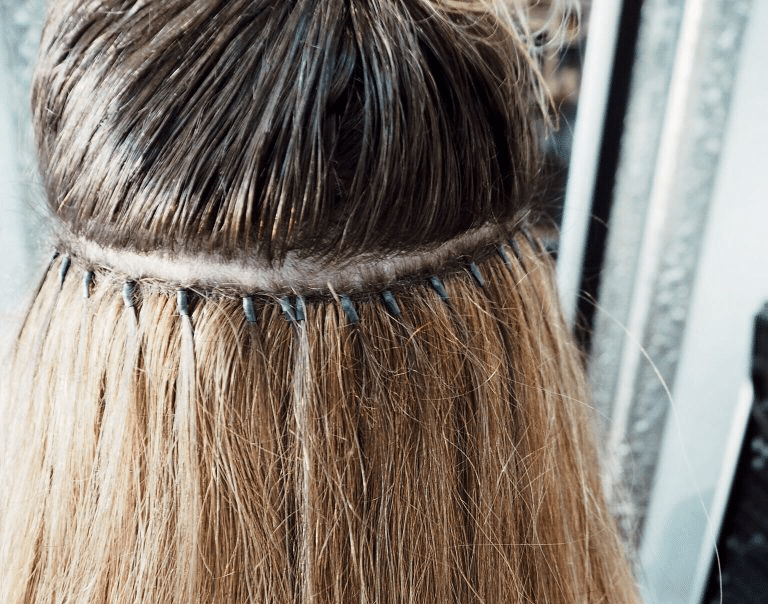 Haarverlangerung welche methoden gibt es