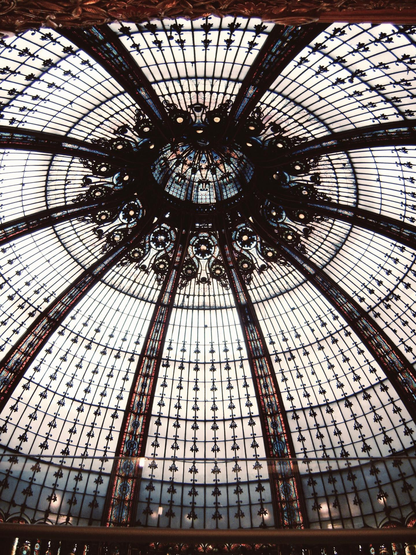 Paris-2010-Galeries-Lafayette 2